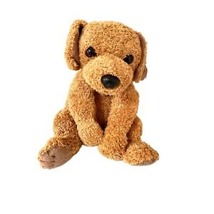 Ty Classic Scooter Brown Puppy Dog Plush Stuffed Animal Vintage 1999 Retired 41c