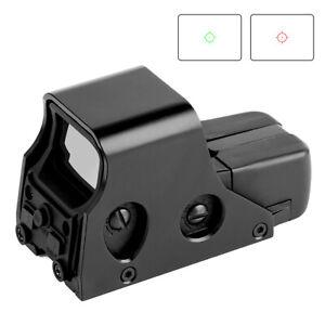 Tactical Mini 551 Holographic Reflexvisier Red Dot Zielfernrohr Light