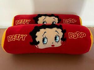 Betty Boop Neck Pillows