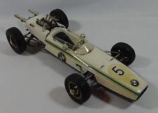 Schuco #5 BMW Formel 2 1072 1:16 Germany Wind-Up Metal Toy Race Car Vintage