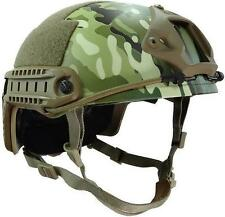 ELMETTO R-PLUS FAST HELMET MH MULTICAM RP-FAST-MUL REPLICA SOFTAIR