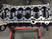 1JZ / 2JZ Speedtek Auto Racing Crank Girdle CNC made 2JZ-GTE JZA80 SUPRA