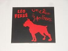 Leo FERRE - 4-TRACK-CD-ONU chien a Montreux-la mémoire et la mer 10 040