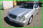 2002 Mercedes-Benz CLK-Class CLK 320 2002 Mercedes-Benz CLK 320 Converitble V6 Automatic NO RESERVE