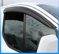 FORD TRANSIT CUSTOM 2012 ON STX WIND DEFLECTORS - VISORS - EXTERNAL FIT