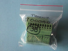 1700040 PHOENIX CONTACT - QTY 38 - FRONT2,5-H/SA10 NEW MADE IN GERMANY