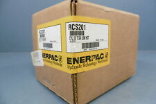 NIB ENERPAC RCS-201 Cylinder 20 Ton Spring Return Shorty
