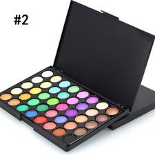 Lots Cosmetic Matte Eyeshadow Cream Eye Shadow Makeup Palette Shimmer Set