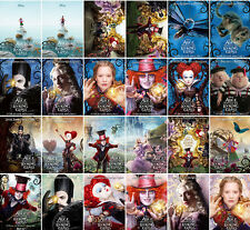 24pc Alice in Wonderland: Through the Looking Glass Postcards Promo Cards Photo