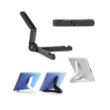 Mount Stand Folding Adjustable Desk Holder For iPhone Galaxy Tablet iPad Air DV