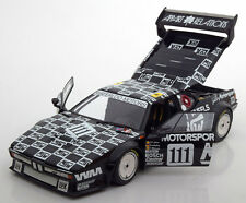 Minichamps BMW M1 E26 24h Le Mans 1986  #111 1/18 Scale LE of 504. New In Stock!