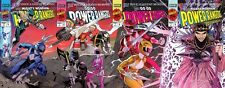 SDCC 2017 Exclusive Saban's Go Go Power Rangers #1 Connecting Variant Covers