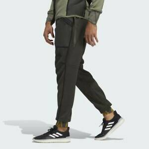 Adidas COLD.RDY Mens Training Joggers Pants Olive Green Size M