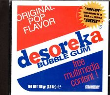DESOREKA BUBBLE GUM CD Album DESCATALOGADO