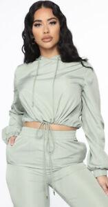 J. Womens Size Large Fashion Nova 2 Piece Outfit