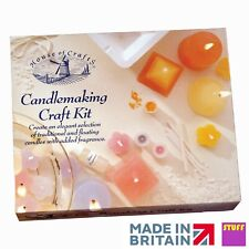 Candle Making Craft Kit Make Your Own Wax Candles Craft Activity Educational