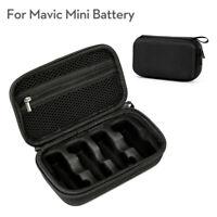 Portable For Dji MAVIC MINI DRONE Battery safety Storage Box Nylon Carrying Case