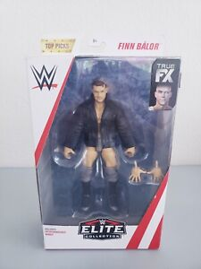 2019 Mattel WWE Elite Collection Top Picks Finn Balor Action Figure NIB