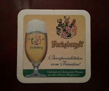 Bierdeckel Brauerei Fuchsberger, Bayern