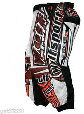 New Kids Wulfsport Pants Trousers Motocross Quad Youth Child Lt Sx Pw Boy Girl