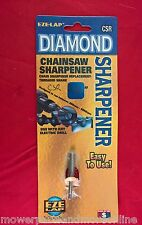 3/16 EZE-LAP DIAMOND CHAINSAW CHAIN SHARPENER SHARPENS .325 CHAINS