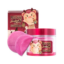 [ELIZAVECCA] Milky Piggy Hell-Pore Perfect Wine Sparkling peeling Pad (30 Sheet)