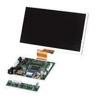 "7"" 1024X600 Anzeigemodul Display HDMI VGA 2AV Driver Board Kit für Raspberry Pi"