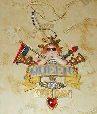 Mary Engelbreit Christmas Ornaments Queen For The Day New