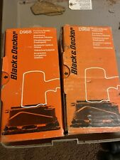 More details for old black and decker attachments job lot