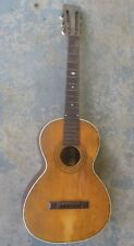 c. 1900 Adams Brothers Parlor Guitar. Larson Brothers. Repair Project.