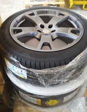 Coppia ruote gommate invernali Pirelli Scorpion originali per Maserati Levante