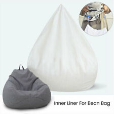 Waterproof Lazy BeanBag Sofas cover Inner Lining Suitable For Bean Bag Cover Stu