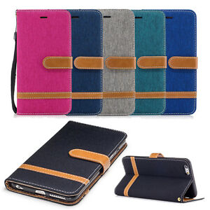 Pouch for Apple Iphone 6 7 8 x Flip Cover Case Protective Shell Wallet
