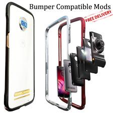 COVER Metallo Protezione Telefono Custodia Per Motorola Z3 Play Z2 Play Z2 Moto NUOVO Force