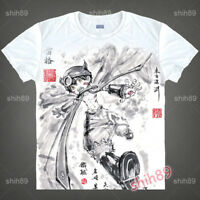 Anime Made in Abyss Reg Casual T-shirt Short Sleeve Unisex Tops Tee Ink Print