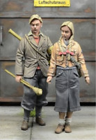 1:35 WWII German Youth High Quality Resin Kit 2 Figures