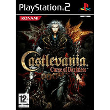 Ps2 Sony PlayStation 2 Game Castlevania Curse of Darkness Boxed