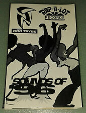 Rap und Hip-Hop Sampler Musikkassette