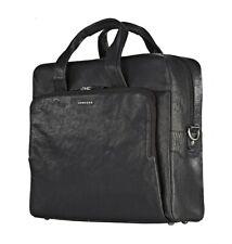 Filofax HIGHLANDS Modern Briefcase Black