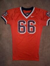 TEAM ISSUED Syracuse Orange #66 ncaa Football GAME Jersey Adult MEN'S/MENS (50)