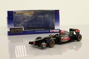 Corgi CC56801; Lotus E21 Formula 1; 2013; Kimi Raikkonen, RN7; Excellent Boxed