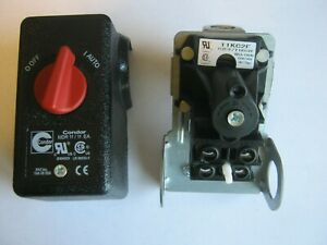 NEW Chicago Pneumatic pressure switch 1312100570 140-175psi  Condor 11KC2F MDR11