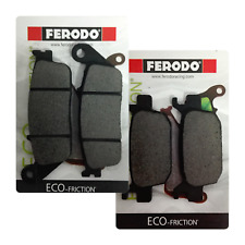 Kit pastiglie freno anteriori posteriori Ferodo Honda SH 125 / 150 / 300 IE