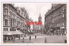 Newport Commercial Street Postcard Photograph