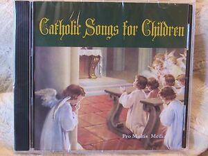 CD Catholic Songs for Children