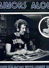 BUDDY EMMONS with LENNY BREAU minors aloud JAZZ  UK 1979 EX+ LP