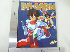 DA-GARN Brave of Legend Art Book Anime *