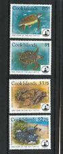 TARTARUGHE DI MARE - SEA TURTLES COOK ISLANDS 1995