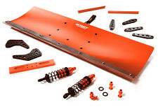 C27056RED Integy Alloy Snowplow Kit for Traxxas 1/10 Stampede 4X4 Slash 4X4