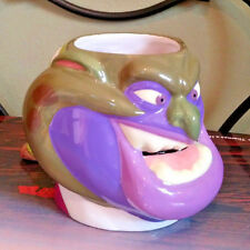 1996 Space Jam Bang Villian Ceramic Head Mug Warner Bros. Brand New